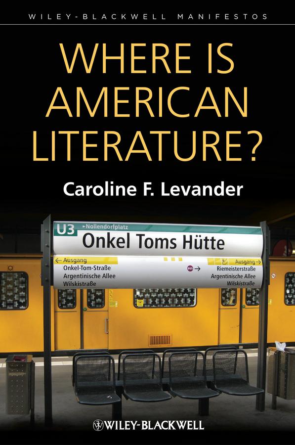Where is American Literature?