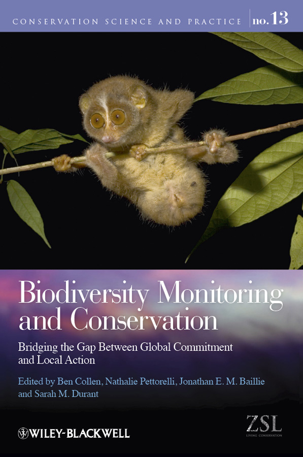 Biodiversity Monitoring and Conservation. Bridging the Gap Between Global Commitment and Local Action