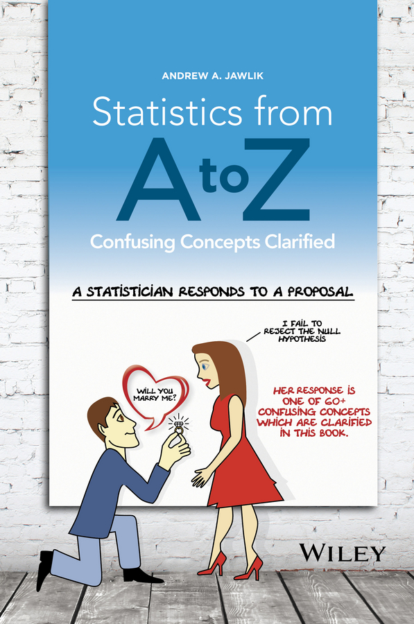 Statistics from A to Z. Confusing Concepts Clarified