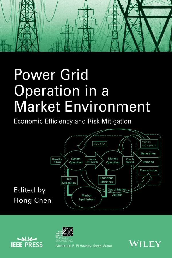 Power Grid Operation in a Market Environment. Economic Efficiency and Risk Mitigation