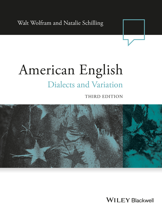 American English. Dialects and Variation