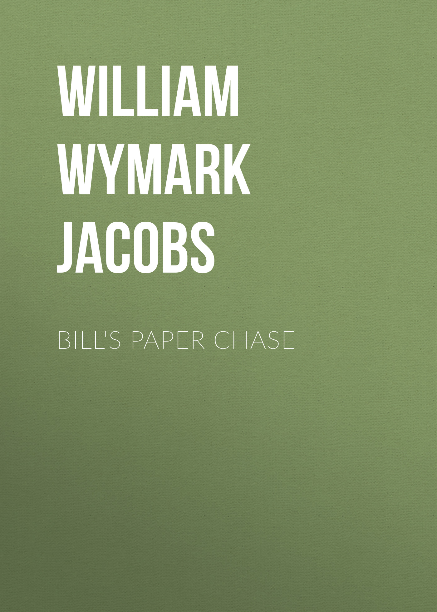 Bill's Paper Chase