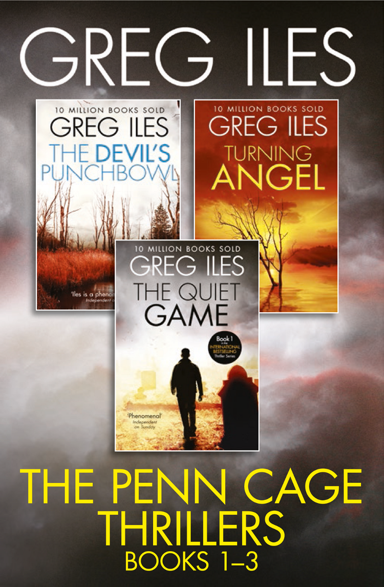 Greg Iles 3-Book Thriller Collection: The Quiet Game, Turning Angel, The Devil's Punchbowl