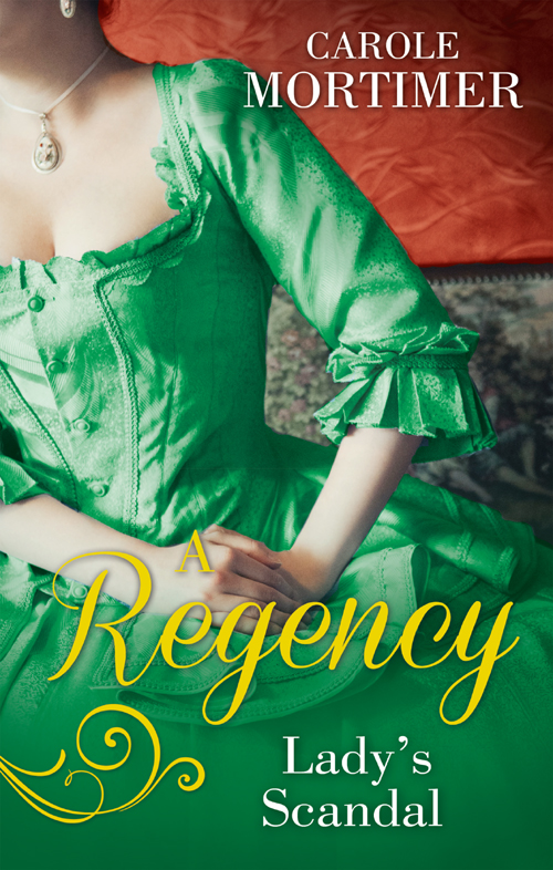 A Regency Lady's Scandal: The Lady Gambles / The Lady Forfeits