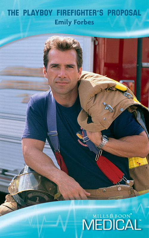 The Playboy Firefighter's Proposal