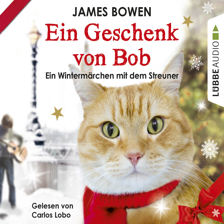 Ein Geschenk von Bob - Ein Wintermärchen mit dem Streuner