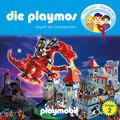 Die Playmos - Das Original Playmobil Hörspiel, Folge 2: Angriff der Drachenritter