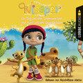 Wissper: Ein Tag bei den Erdmännchen und zwei weitere Geschichten - Wo ist Peggy Pinguin? \/ Ein Tag bei den Erdmännchen \/ Ein Elefant will turnen (Gekürzt)