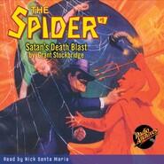Satan\'s Death Blast - The Spider 9 (Unabridged)