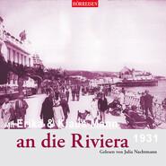 Mit Erika und Klaus Mann an die Riviera (Gekürzt)