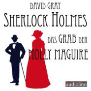 Sherlock Holmes - Eine Studie in Angst, Band 2: Das Grab der Molly Maguire