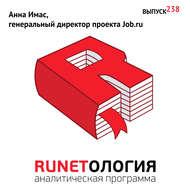Анна Имас, генеральный директор проекта Job.ru