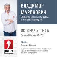 Эльгиз Качаев. О деятельности комитета поддержки и развития предпринимательства в Санкт-Петербурге