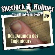 Sherlock Holmes, Die Originale, Fall 56: Der Daumen des Ingenieurs
