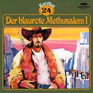 Karl May, Grüne Serie, Folge 24: Der blaurote Methusalem I