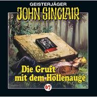 John Sinclair, Folge 67: Die Gruft mit dem Höllenauge