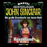 John Sinclair, Band 1734: Hexenhand