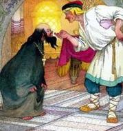 Сказка о Попе и его работнике Балде