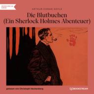 Die Blutbuchen - Ein Sherlock Holmes Abenteuer (Ungekürzt)