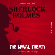 The Naval Treaty (Unabridged)