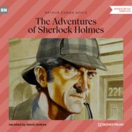 The Adventures of Sherlock Holmes (Unabridged)