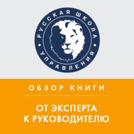 Обзор книги Е. Ефремовой «От эксперта к руководителю»