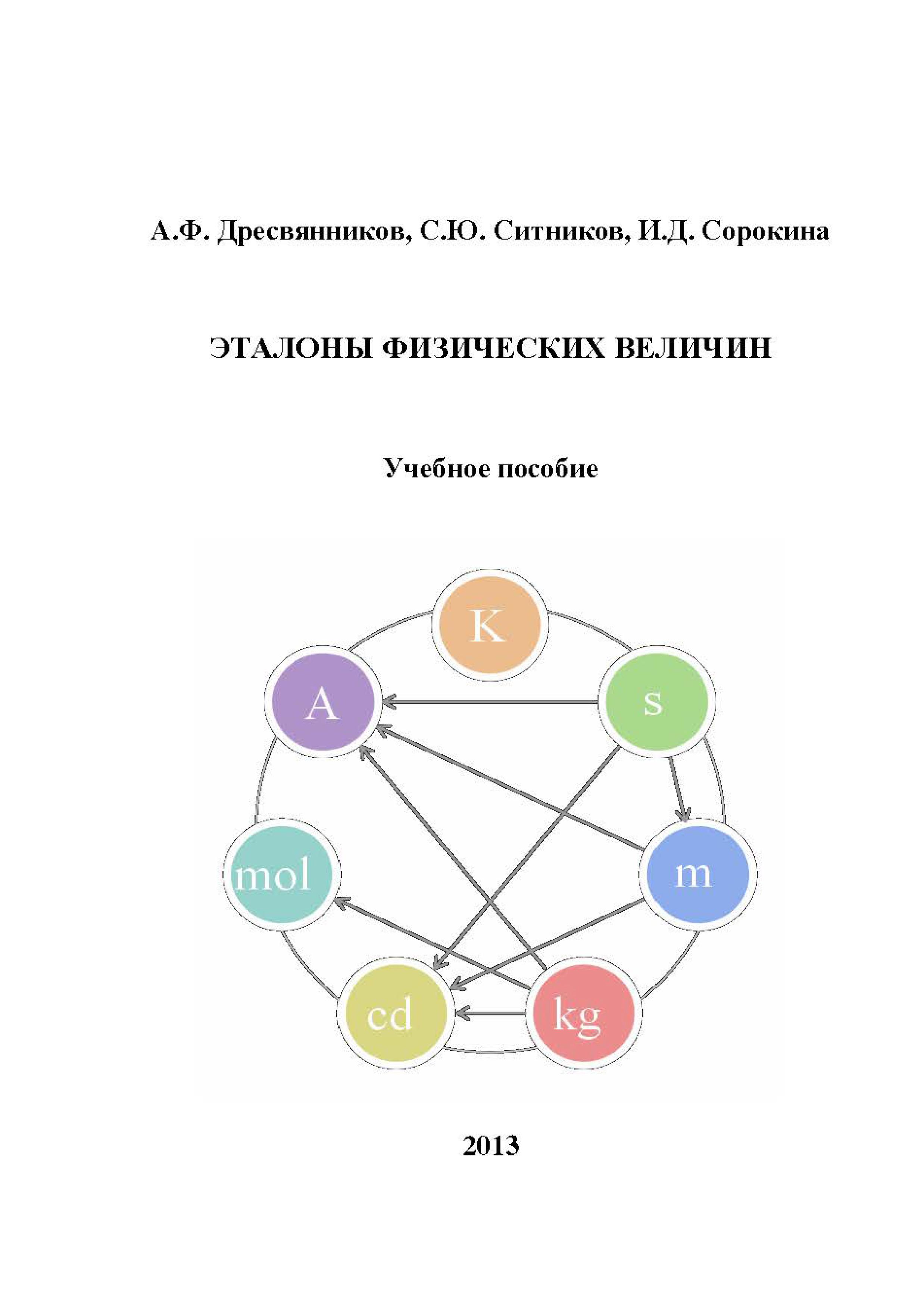 А. Ф. Дресвянников Эталоны физических величин