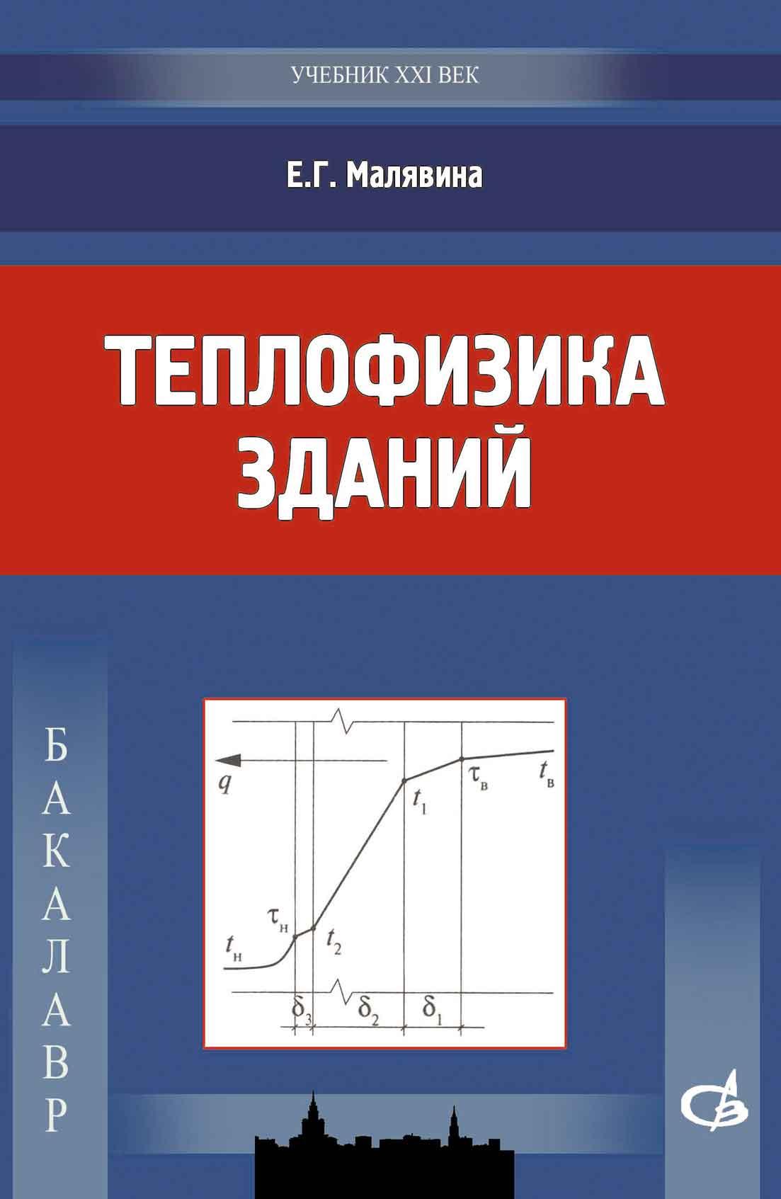 Е. Г. Малявина Теплофизика зданий е г малявина теплофизика зданий