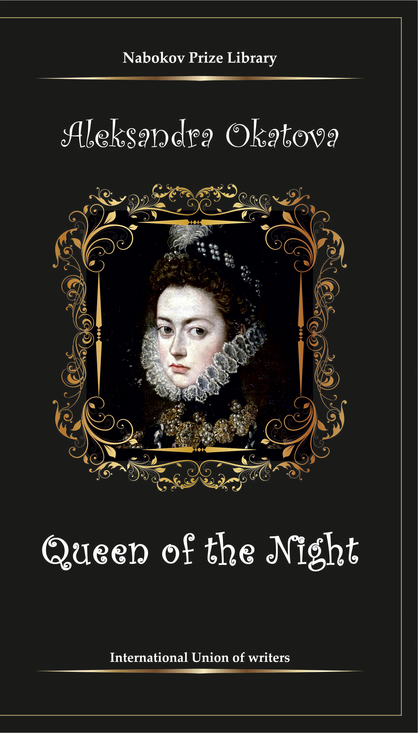 Alexandra Okatova The Queen of the Night poe e a the mystery of marie roget