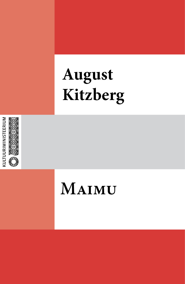August Kitzberg Maimu august kitzberg maimu