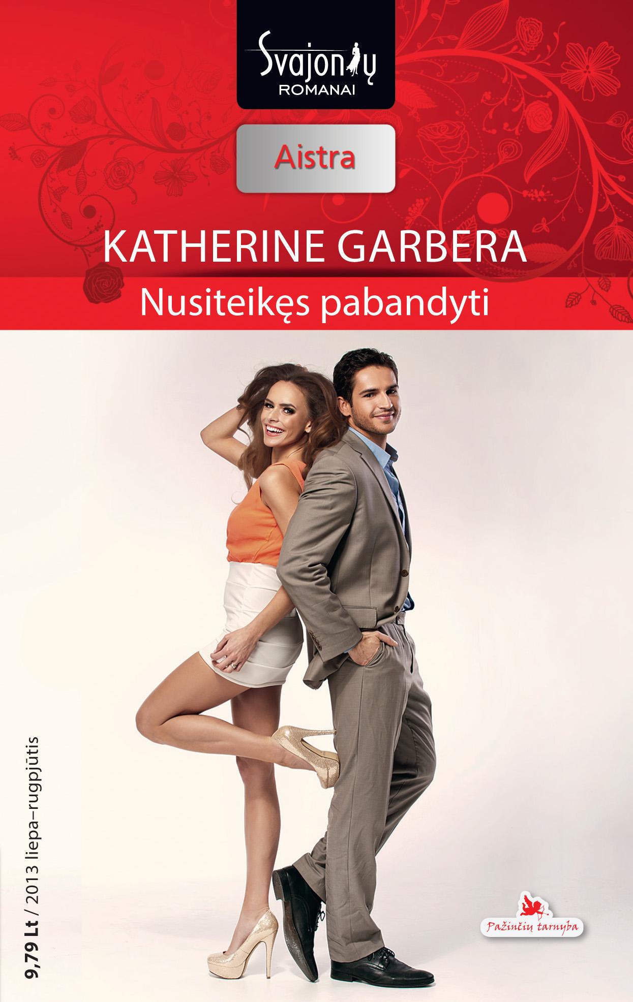 Katherine Garbera Nusiteikęs pabandyti katherine garbera sizzle