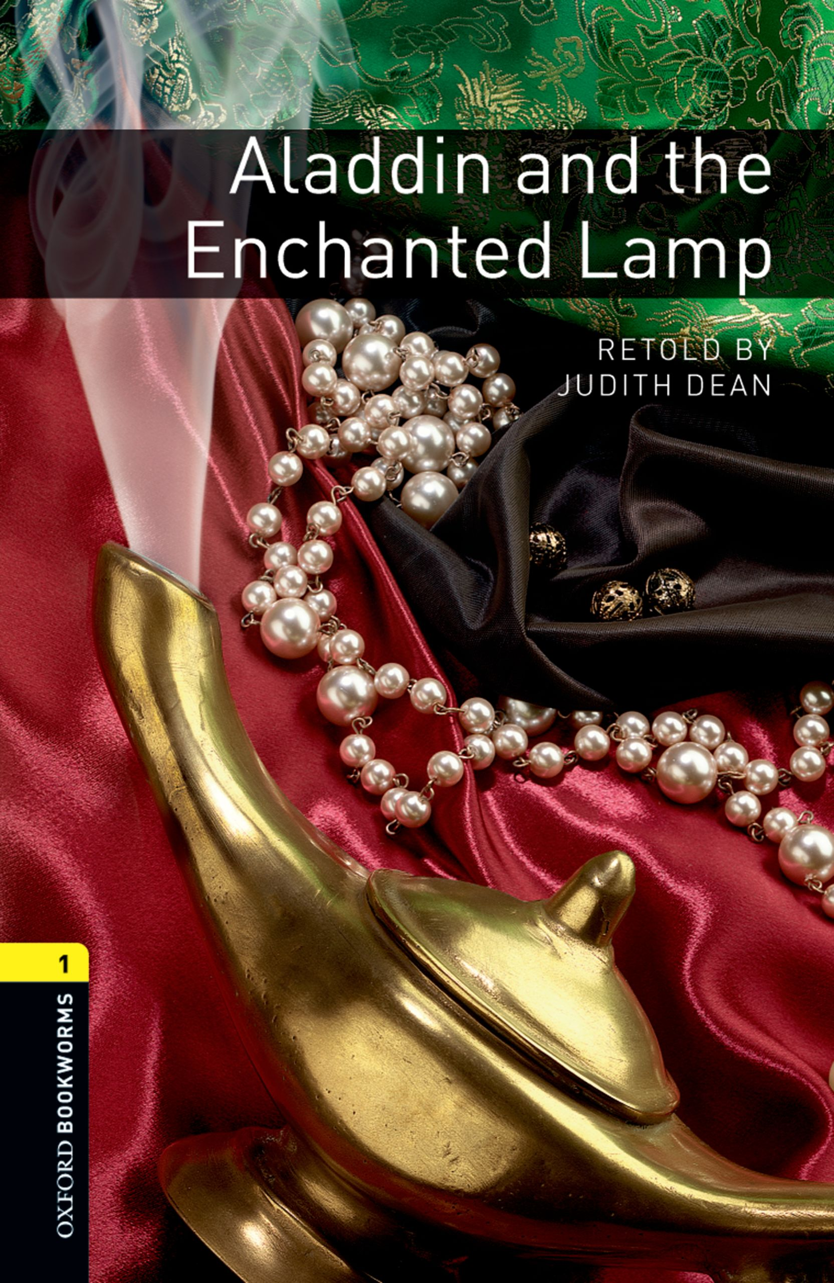 Judith Dean Aladdin and the Enchanted Lamp the aladdin factor