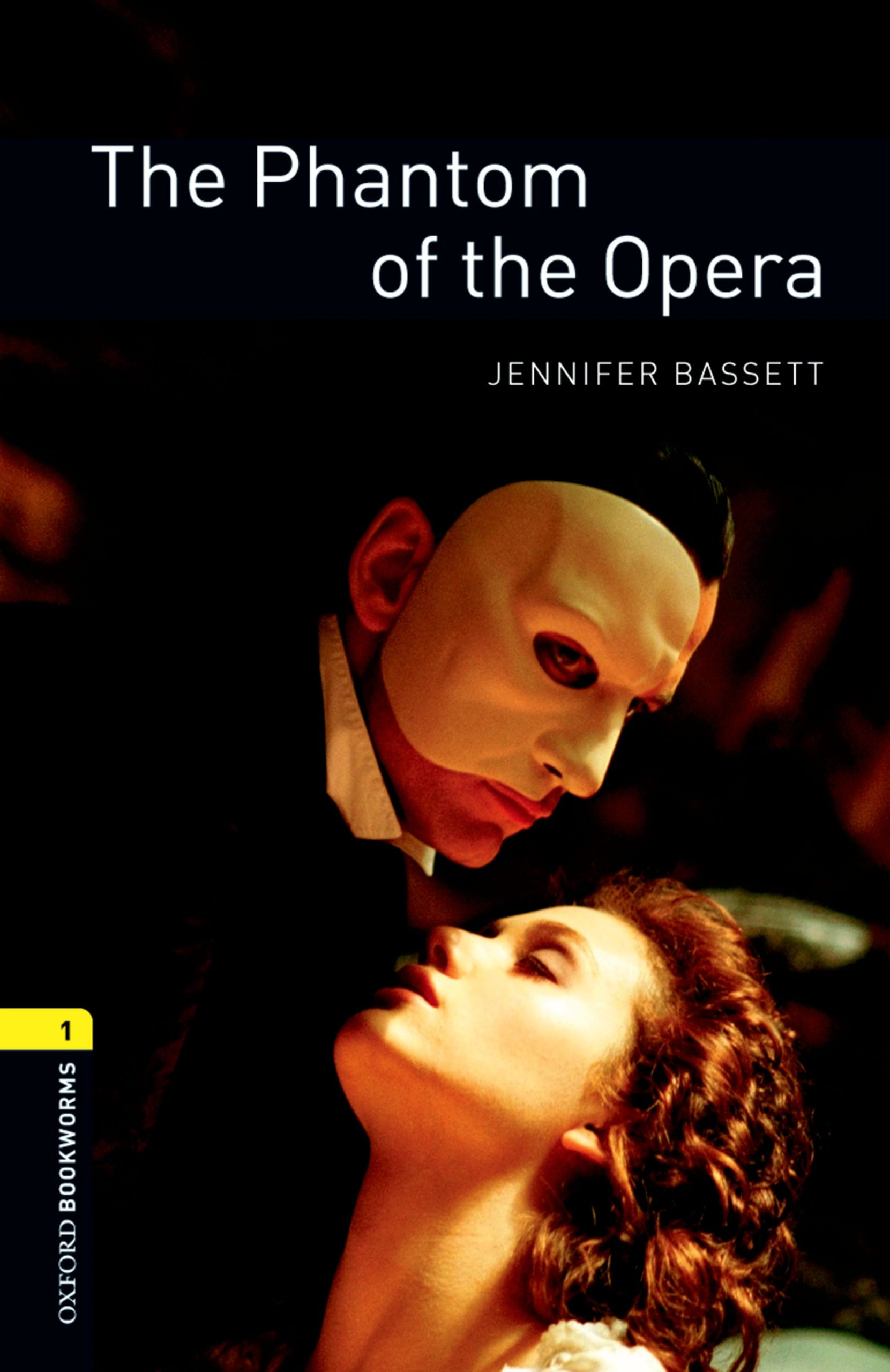 Jennifer Bassett The Phantom of the Opera цены