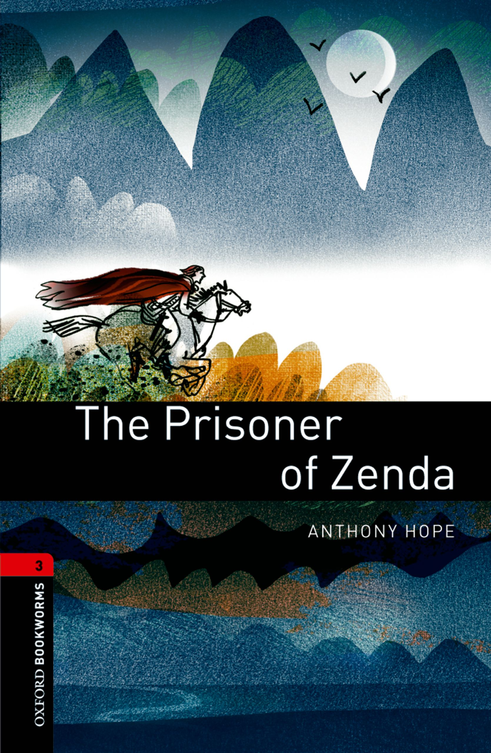 Anthony Hope The Prisoner of Zenda саморез tech krep 128246