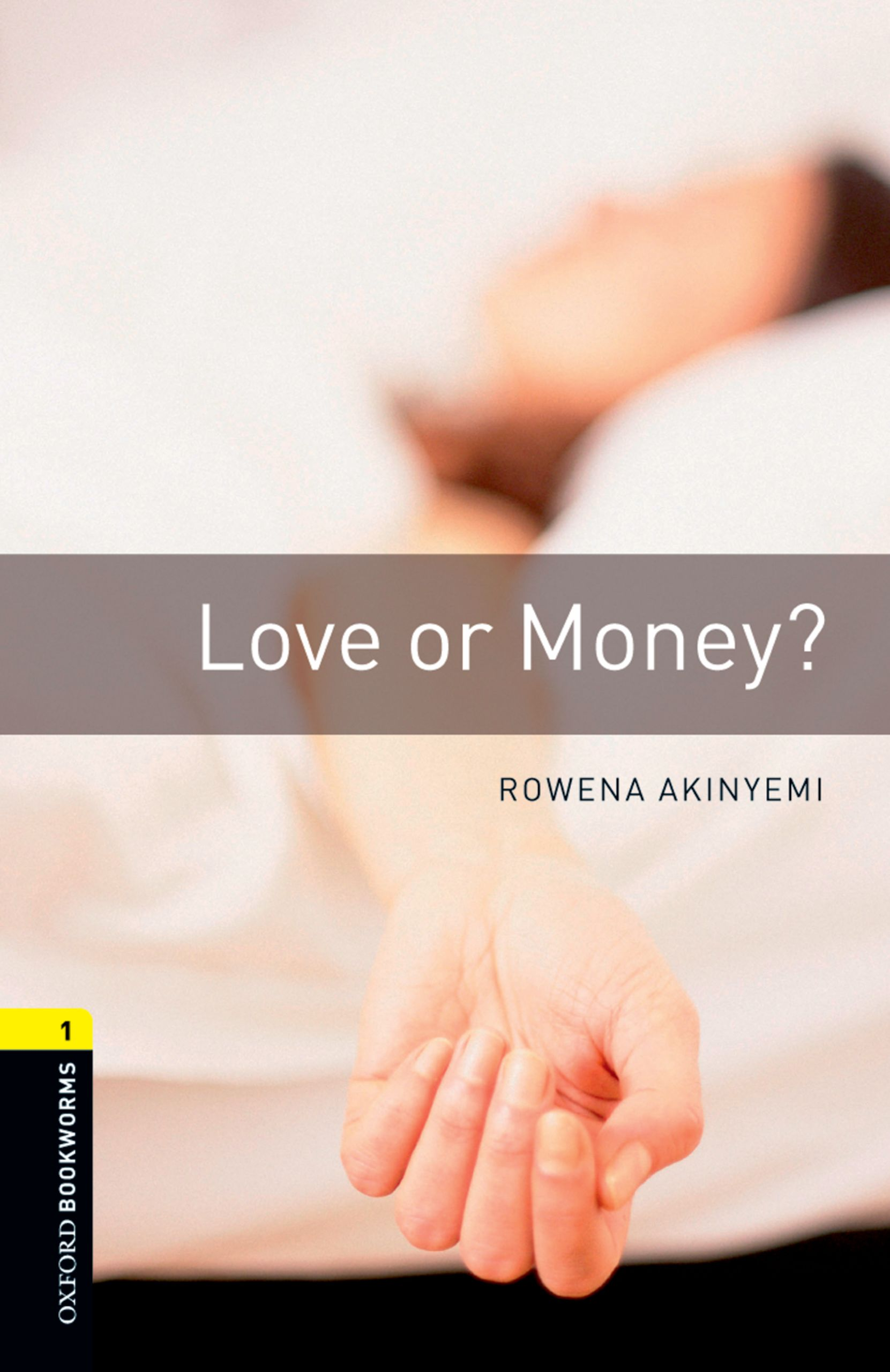 Rowena Akinyemi Love or Money money it s not just for rich people