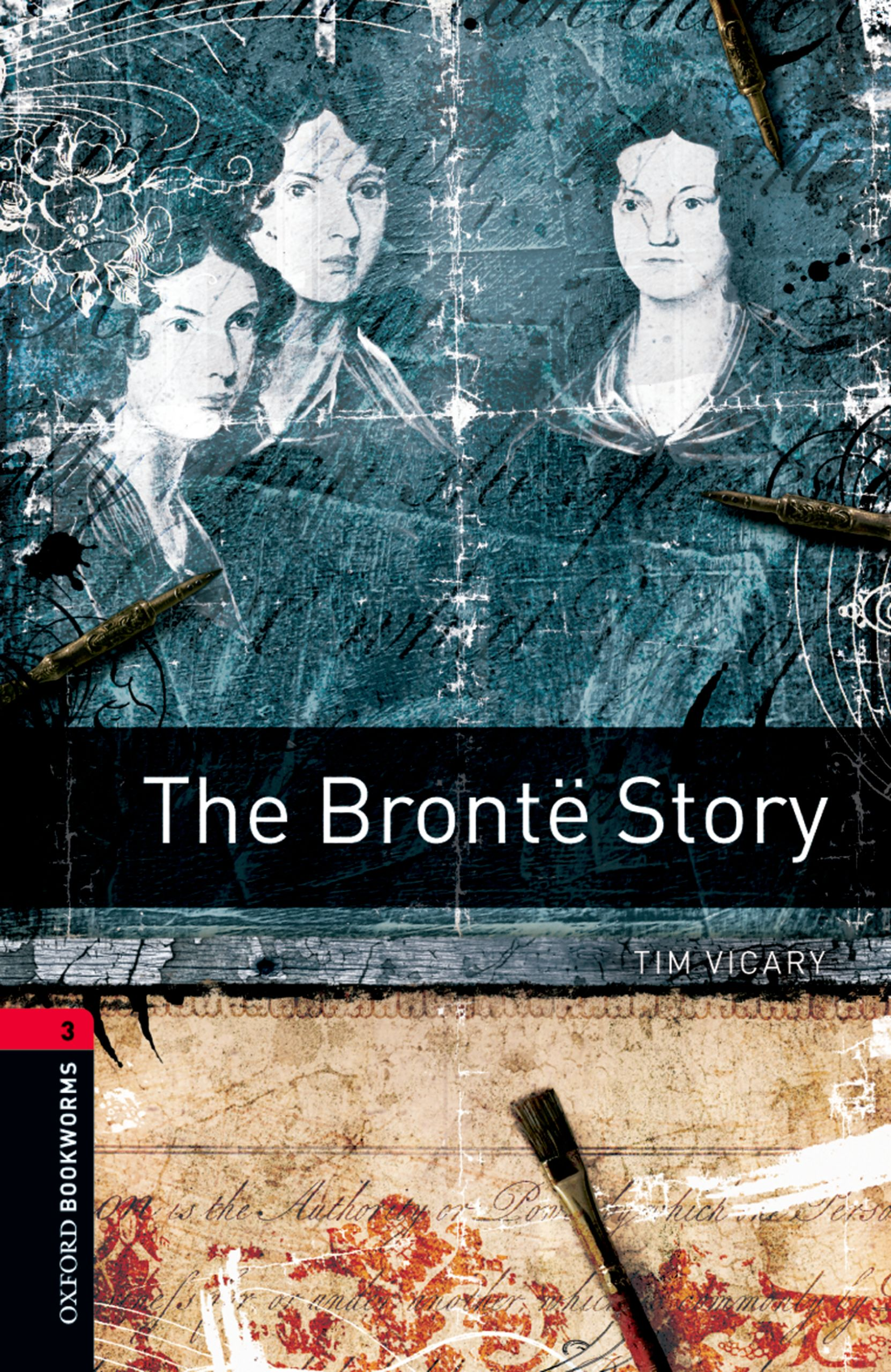Tim Vicary The Brontë Story the day the streets stood still