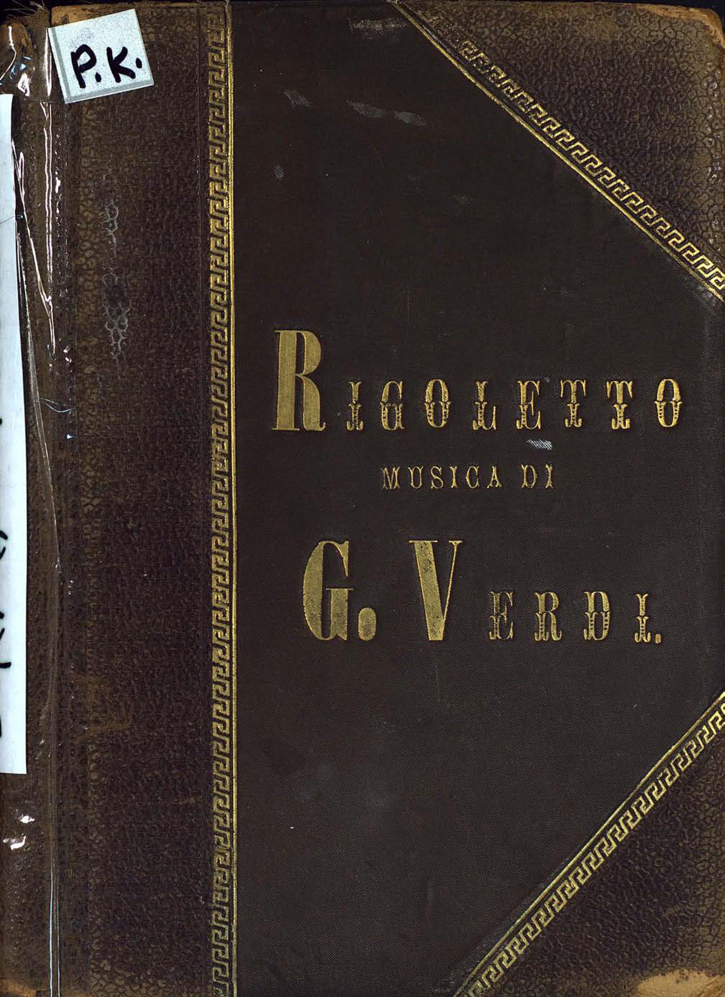Джузеппе Верди Rigoletto a c oury rigoletto fantasie