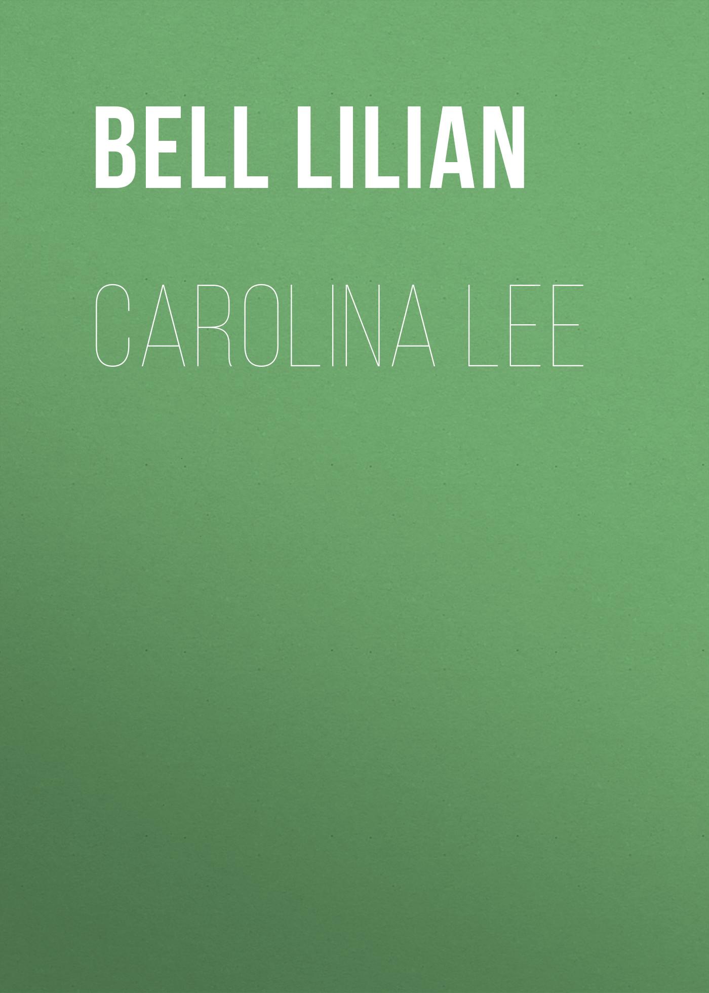 Bell Lilian Carolina Lee duchess airy fairy lilian