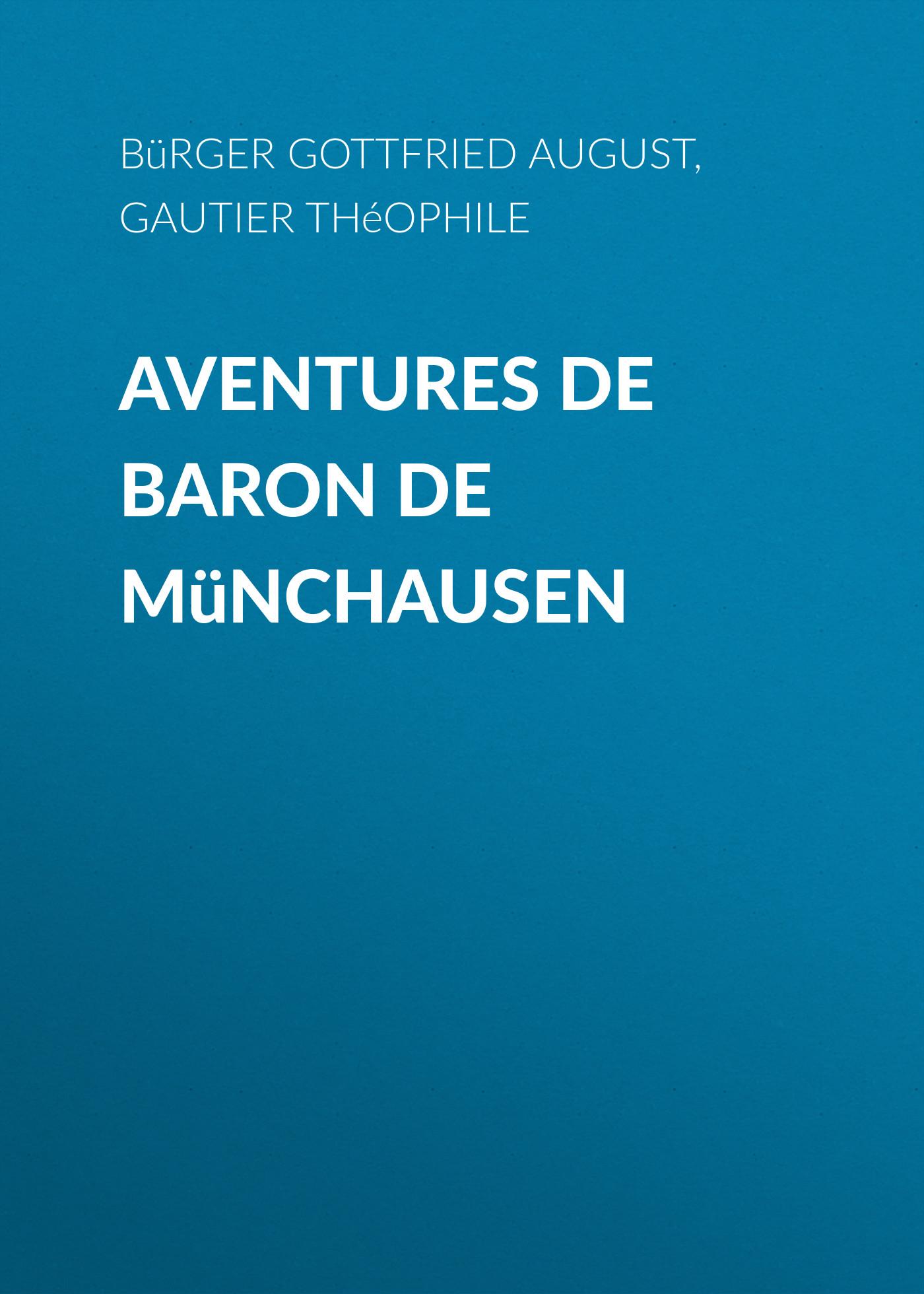 aventures de baron de munchausen