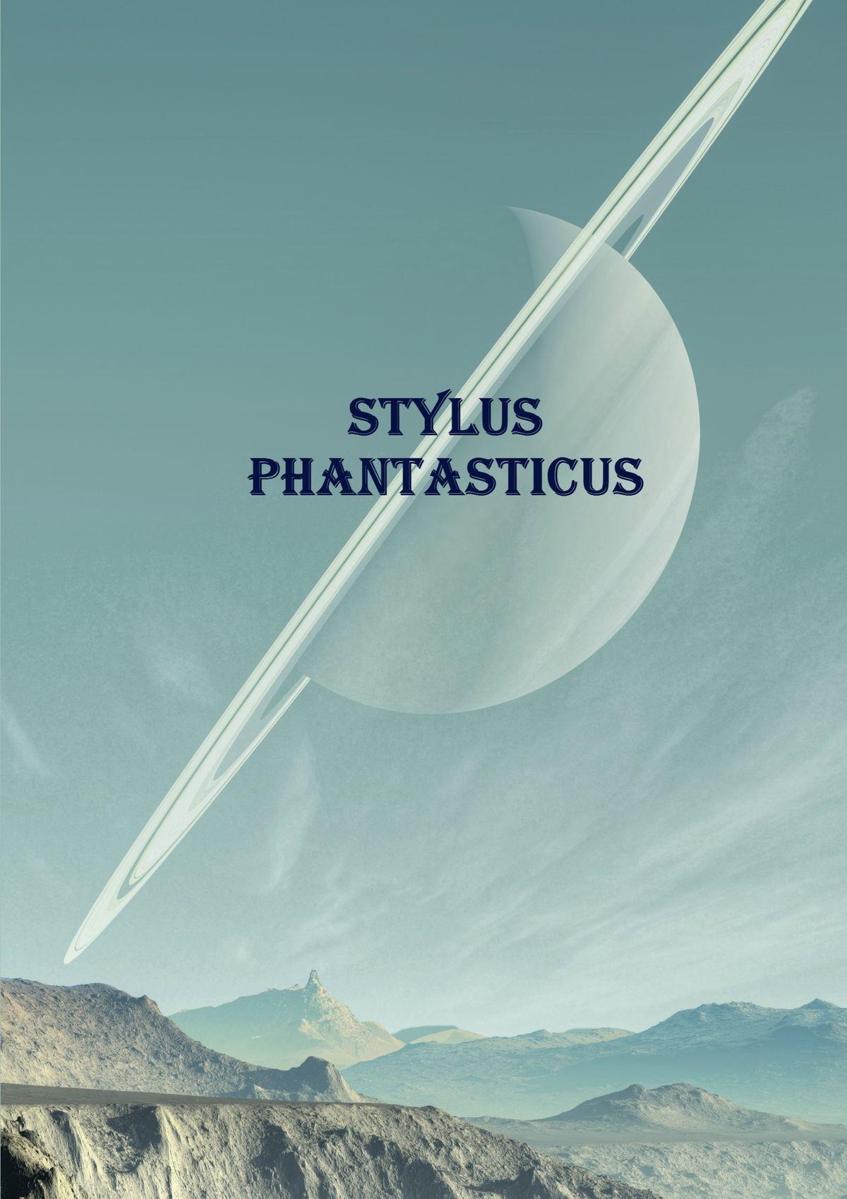 Алексей Ведёхин Stylus Phantasticus. Антология-2017