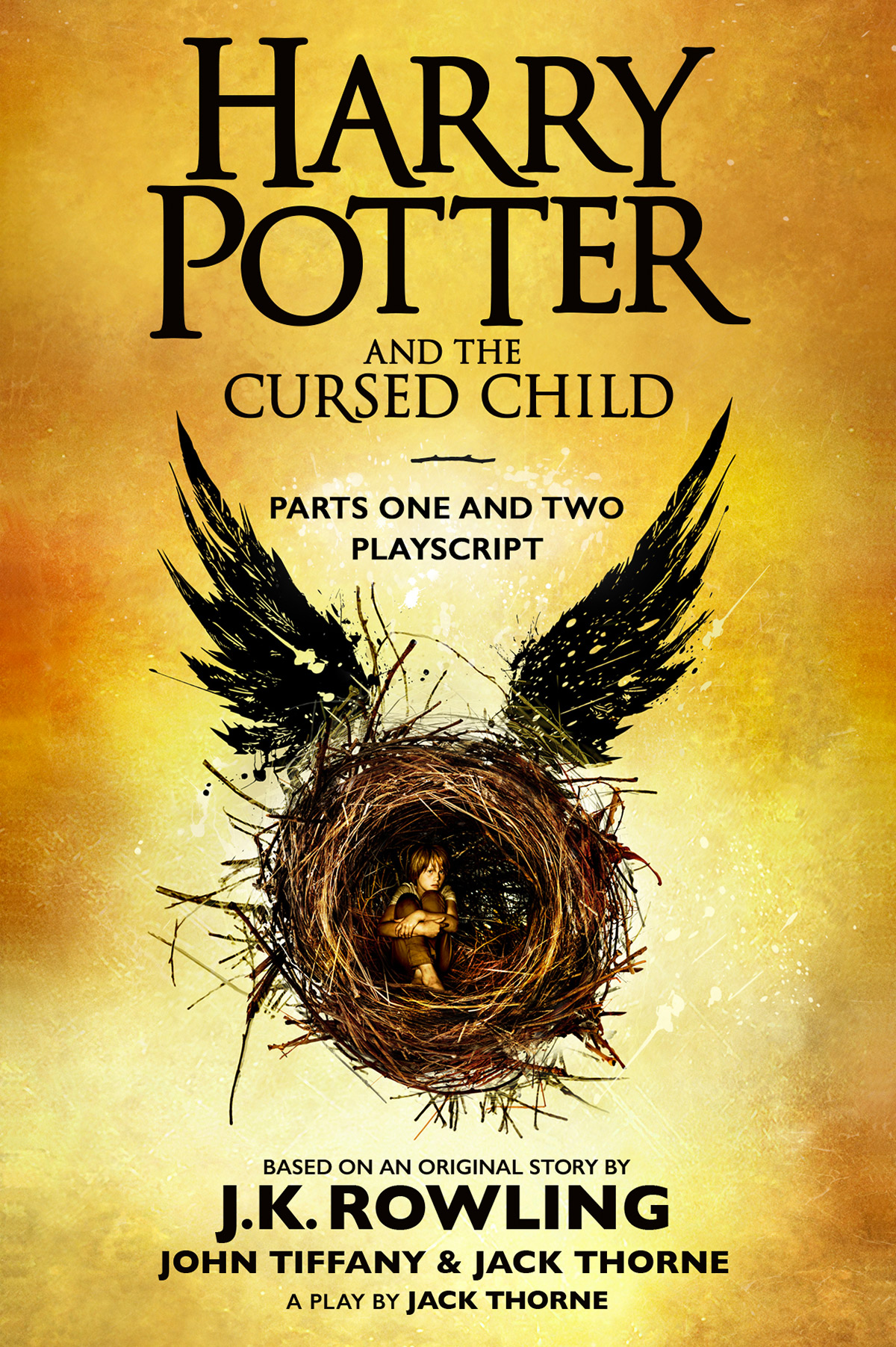 Дж. К. Роулинг Harry Potter and the Cursed Child – Parts One and Two harry potter and the cursed child parts 1 and 2 the official script book of the original west end production