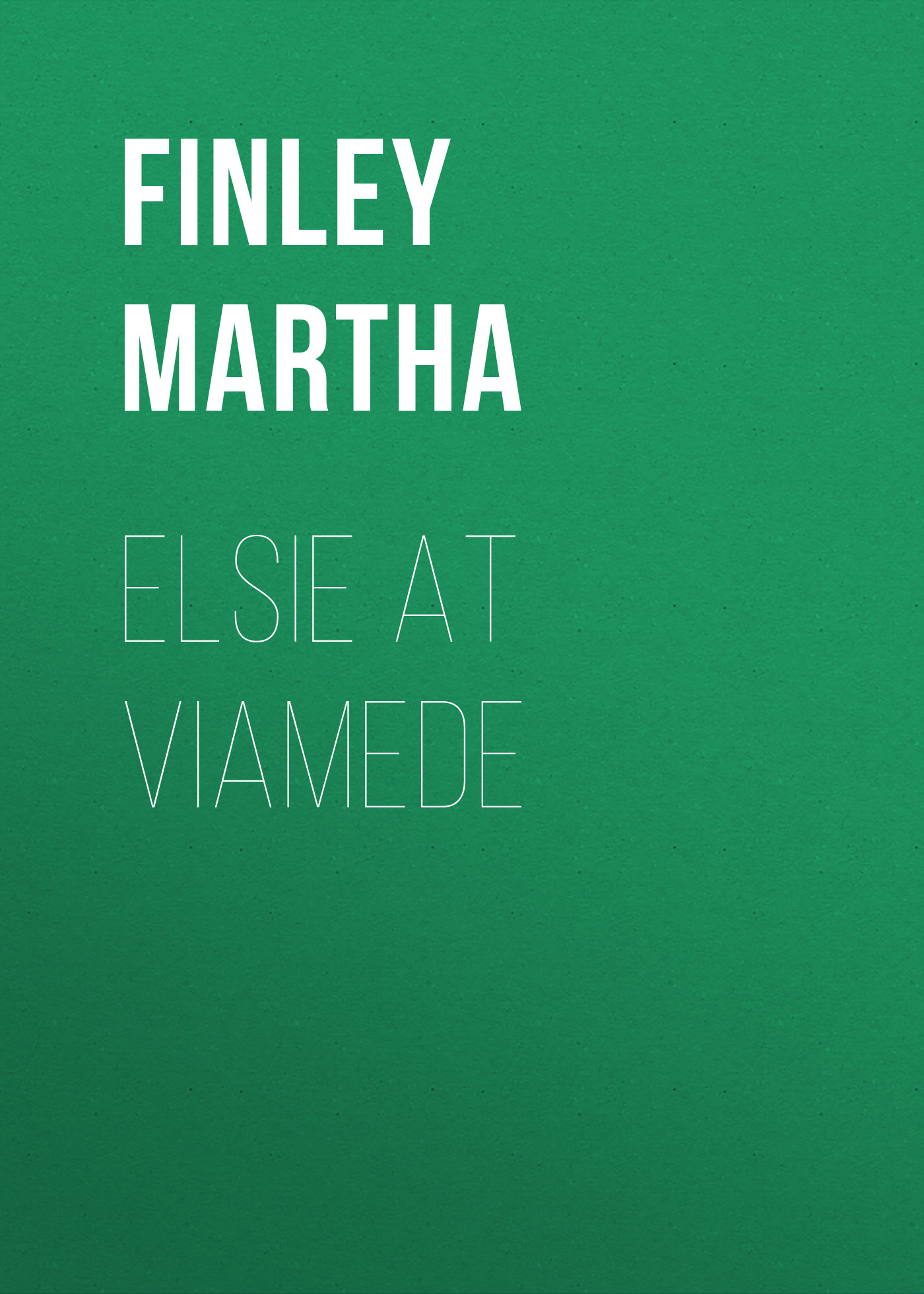 лучшая цена Finley Martha Elsie at Viamede