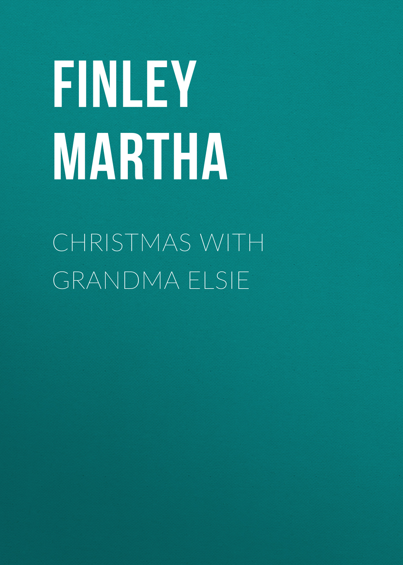 лучшая цена Finley Martha Christmas with Grandma Elsie
