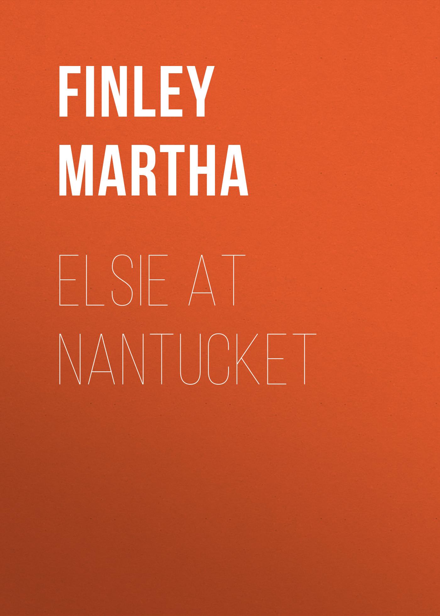 цена Finley Martha Elsie at Nantucket