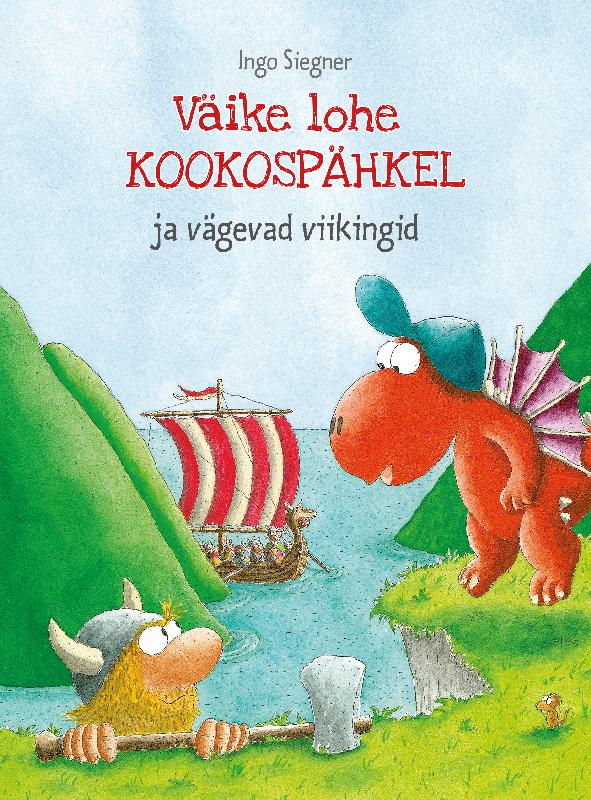 цены Ingo Siegner Väike lohe Kookospähkel ja vägevad viikingid