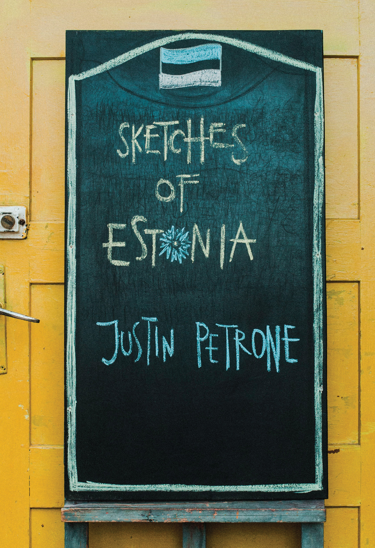 Justin Petrone Sketches of Estonia