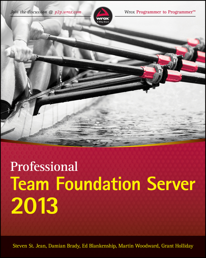 Martin Woodward Professional Team Foundation Server 2013 цена