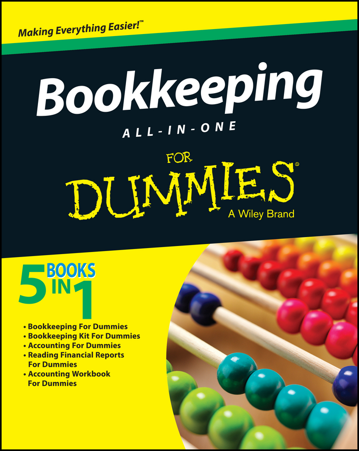 Consumer Dummies Bookkeeping All-In-One For Dummies consumer dummies french all in one for dummies