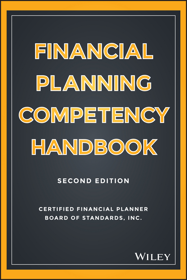 CFP Board Financial Planning Competency Handbook this book loves you