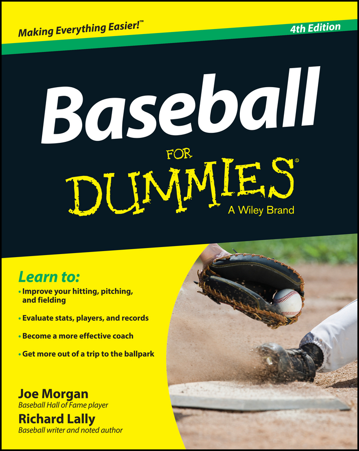 Richard Lally Baseball For Dummies автотрек dickie simba 3083077 спайдер мэн